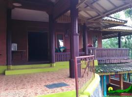 Villa Anggrek, Pondok Wisata Ciparay Endah, Gunungpicung (рядом с городом Cidadap)