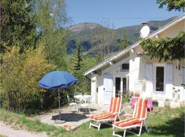 Two-Bedroom Holiday Home in L'Epine, L'Épine