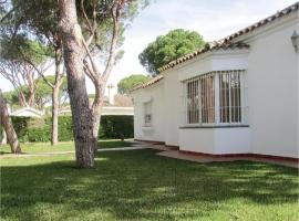 Four-Bedroom Holiday Home in Conil de la Frontera, Conil de la Frontera (Roche yakınında)