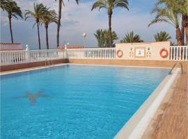 Two-Bedroom Holiday Home in Cartagena, Los Urrutias (El Carmolí yakınında)