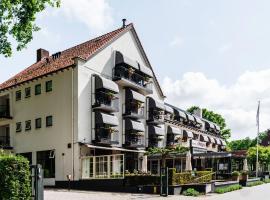 Hotel 't Paviljoen, Ренен