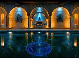 塞拉芬洞穴酒店