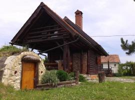 Drvena kućica, Вараждин (рядом с городом Maruševec)