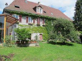 Aux 5 couleurs, Husseren-Wesserling (рядом с городом Ranspach)