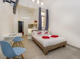 Theoria Realty - Studio Apartments, Il-Gżira