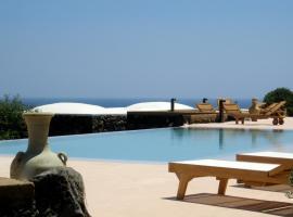 Pantelleria Dream, Pantelleria