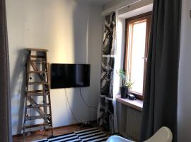 Cozy studio in Helsinki City Center