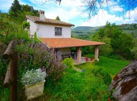 Villa Nocri, Montefranco