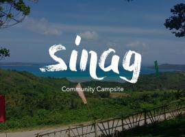 Sinag Community Campsite, San Fernando (in der Nähe von Sibaltan)
