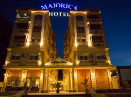 Majorica Marina Hotel, Эль-Аламайн