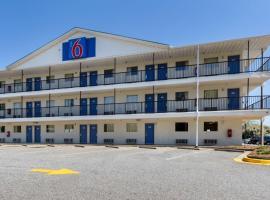 Motel 6 Greenville, SC, Greenville (in de buurt van Travelers Rest)