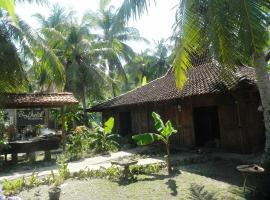 chez laelik, Pringkuku (рядом с городом Pacitan)