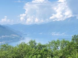 Rustico Sole, Agarone (Cugnasco yakınında)