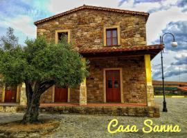 Casa Sanna, Mogorella (Samughèo yakınında)