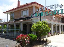 Hotel A´Marisqueira, Oleiros (Carral yakınında)