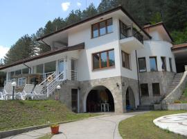 Bakyovo Retreat Center, Bakyovo (Tserovo yakınında)