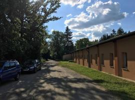 Ubytovna u Závodiště, Benešov (Líšno yakınında)