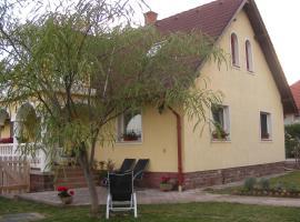 Morus Vendégház, Felsőörs (рядом с городом Veszprémfajsz)