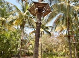 The Windflower Resort and Spa Prakruthi-Bangalore, Devanhalli (рядом с городом Dod Ballāpur)
