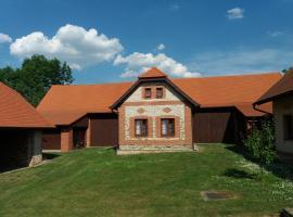 Chalupa Laziště v Posázaví, Pertoltice (Dolní Kralovice yakınında)