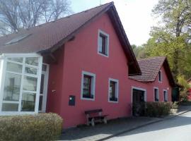 U Spokojené duše, Lhenice (Kralovice yakınında)