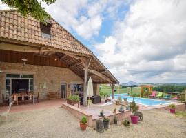 Maison Pourret, Castelmoron-sur-Lot (рядом с городом Grateloup)
