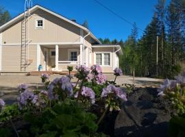 Lake Cottage Koivuniemi, Savilahti (рядом с городом Колинкюла)
