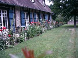 La Grange de Georges, Auneuil (рядом с городом Berneuil-en-Bray)