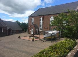 Church House Bed & Breakfast, Kirriemuir