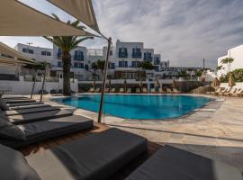 Poseidon Hotel Suites, Миконос