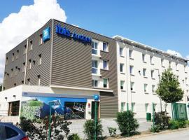 Ibis Budget Grenoble Sud Seyssins, Сесен (рядом с городом Эшироль)