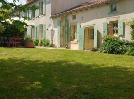 Le Beugnon, Le Beugnon (рядом с городом Xaintray)