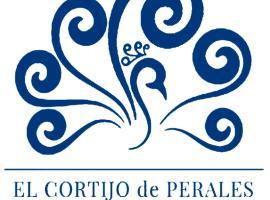 El Cortijo de Perales, Perales de Tajuña (рядом с городом Villarejo de Salvanés)