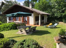 Grande appartamento con giardino indipendente sul Monte Bondone - Lagolo, Lagolo di Calavino (Monte Bondone  yakınında)