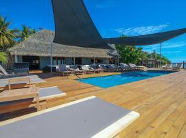 Serenity Island Resort, Kandavu Island (рядом с городом Treasure Island)