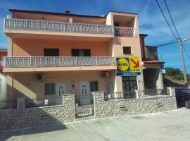 Apartment Štrbić, Плоче (рядом с городом Stablina)