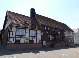 """Gasthaus """"Zur Linde"""", Harzgerode"""