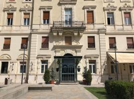 Albergo Quattro Stagioni, Rieti