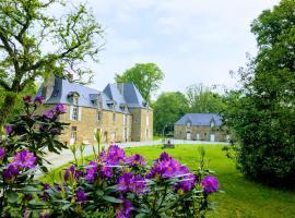 Chateau de La Croix Chemin, Saint-Léger-des-Prés (рядом с городом Feins)