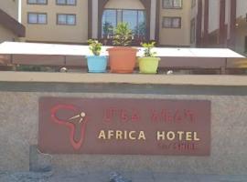 Africa Hotel, Gubalē