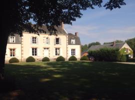 domaine de la Chapelliere, Crouy-sur-Cosson