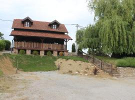 Kuća za odmor Hrupec, Sveti Ivan Zelina (рядом с городом Vrbovec)
