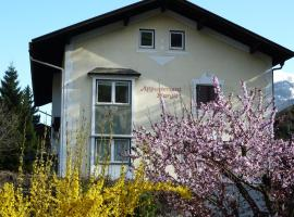 Appartements Margit
