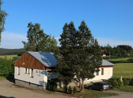 Apartmány Na Výtoni, Přední Výtoň (Afiesl yakınında)