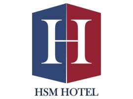 HSM Hotel, Barra Sêca (Cupido yakınında)