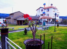 Quinta Las Mercedes, Hacienda El Belén (Hacienda Tambillo Alto yakınında)