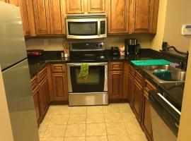 2BR 2B Condo Close to Stadium!