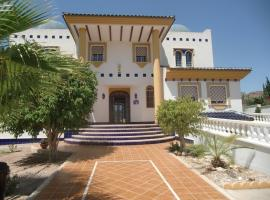 Villa Biznaga, Calabardina (Near Águilas)