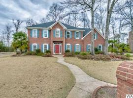 4BR 3.5BA 3400 ft2 home with short drive to campus