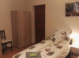 Borostyán vendégház